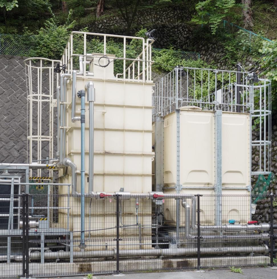 水質対策ソリューション