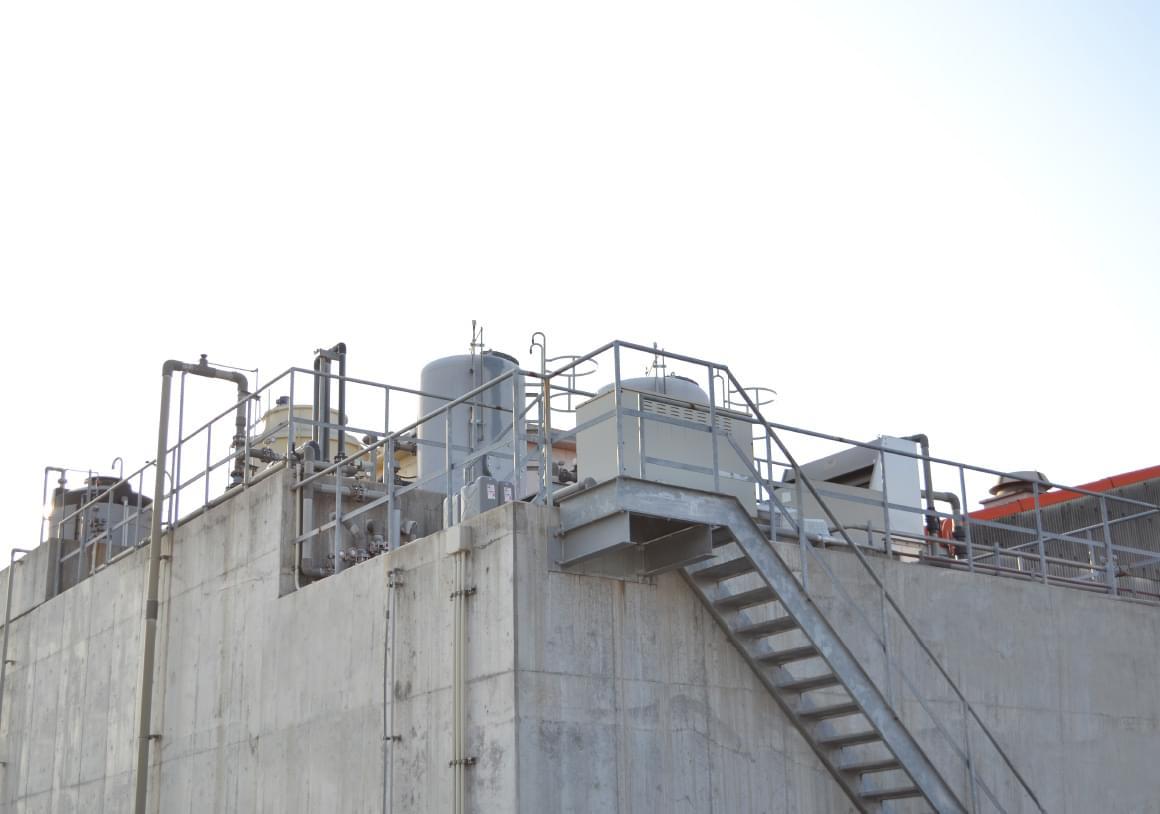 工業用水の浄化・再利用