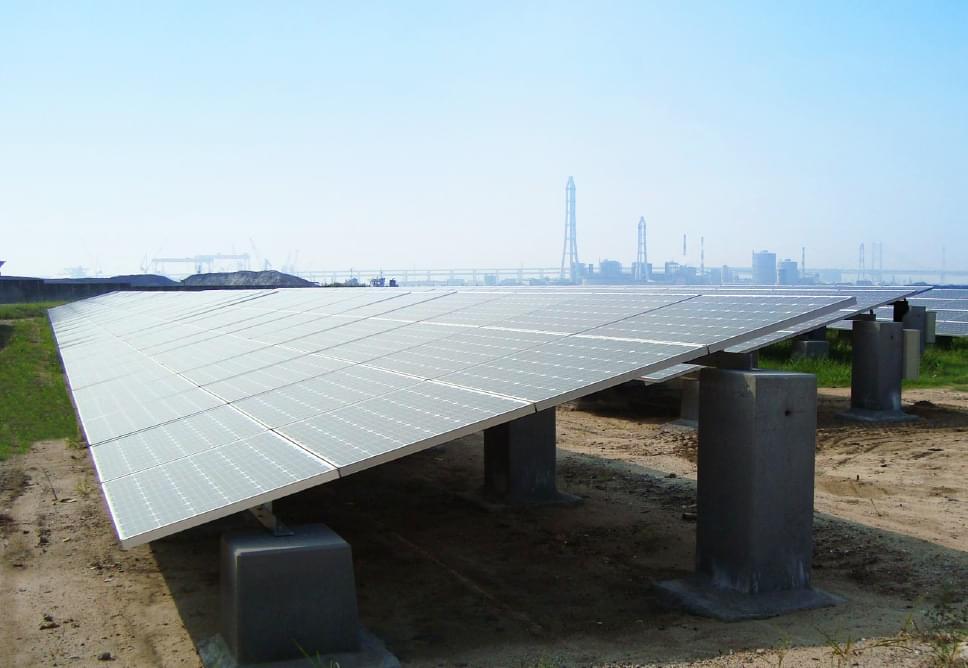 太陽光発電関連素材の開発・販売